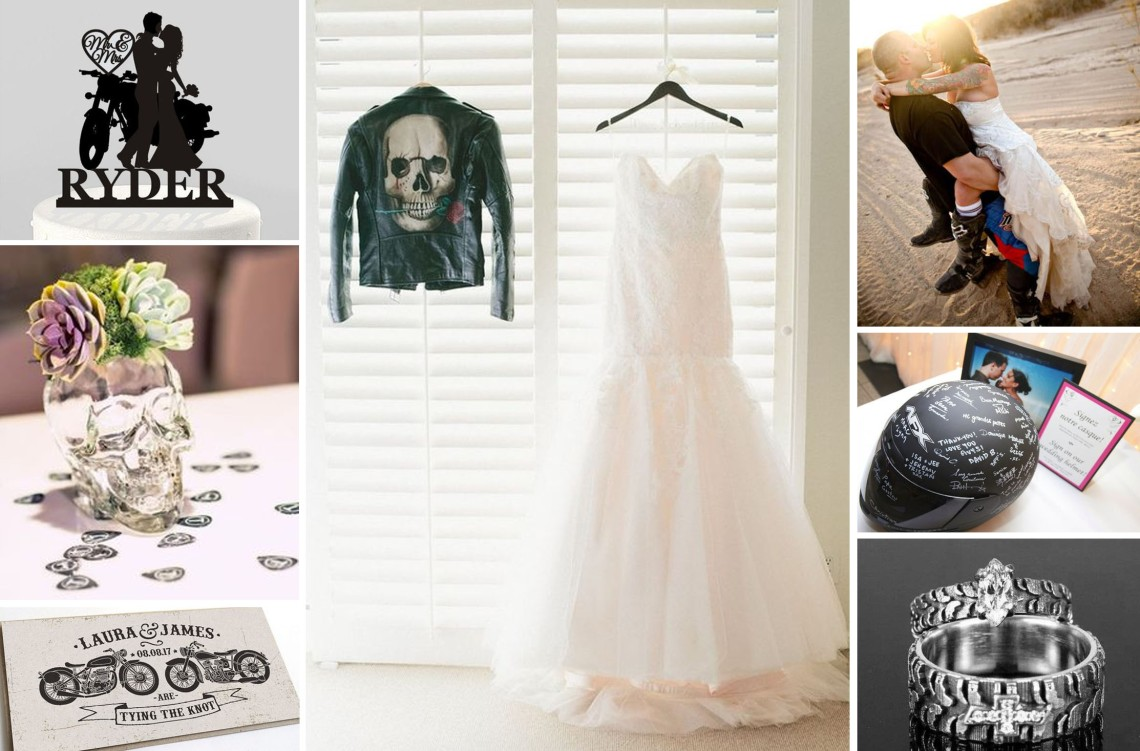 Inspiration_motorcycle_wedding